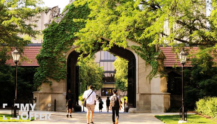 芝加哥大学申请录取条件