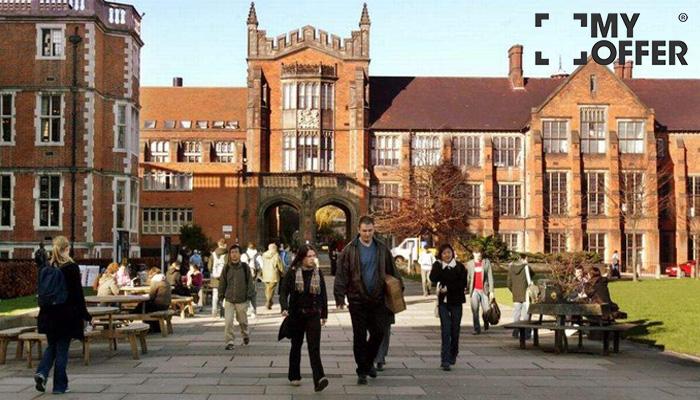 英国高校排名