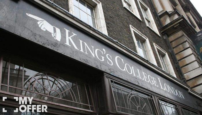 伦敦国王学院读研条件