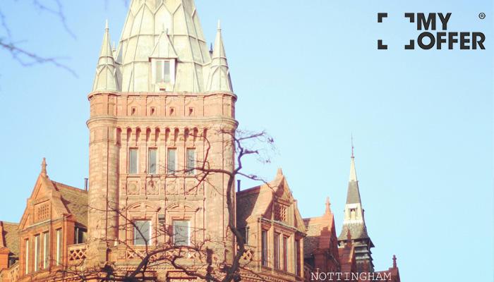 诺丁汉大学住宿