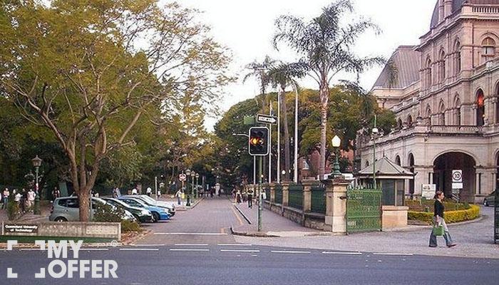 昆士兰理工大学世界排名