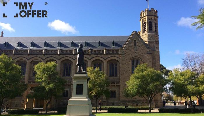 阿德莱德大学专业排名和世界排名
