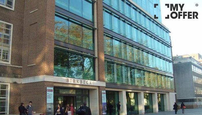 伦敦大学伯贝克学院世界排名