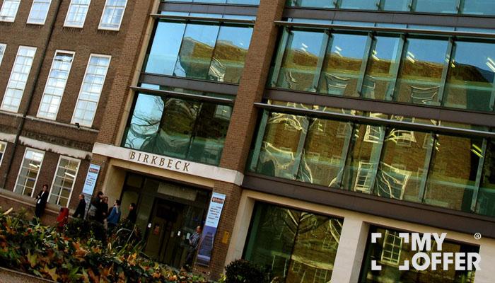 伦敦大学伯贝克学院留学费用
