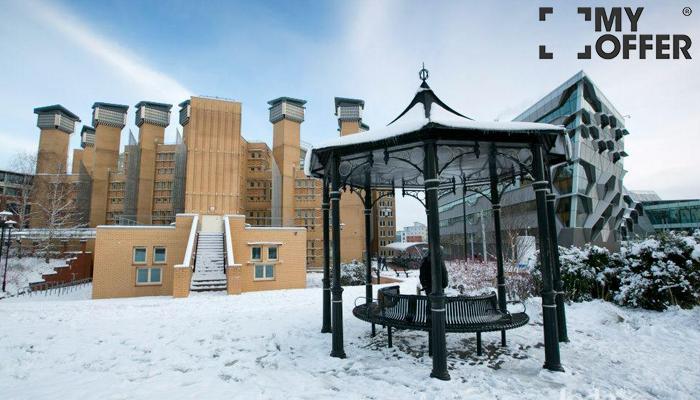 哈珀亚当斯大学学院世界排名
