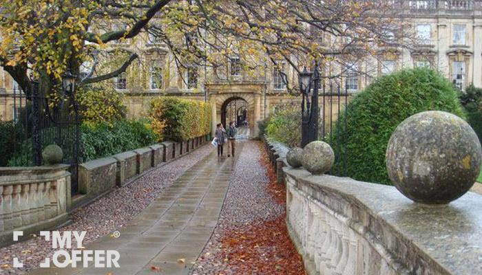 哈珀亚当斯大学学院留学生活