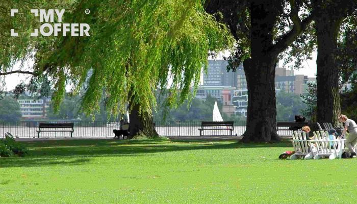伦敦大学玛丽皇后学院宿舍生活