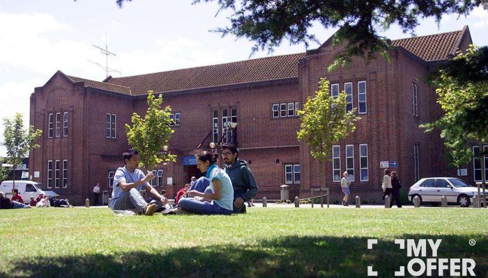 南安普顿大学宿舍