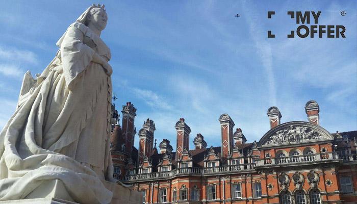 伦敦大学皇家霍洛威学院宿舍