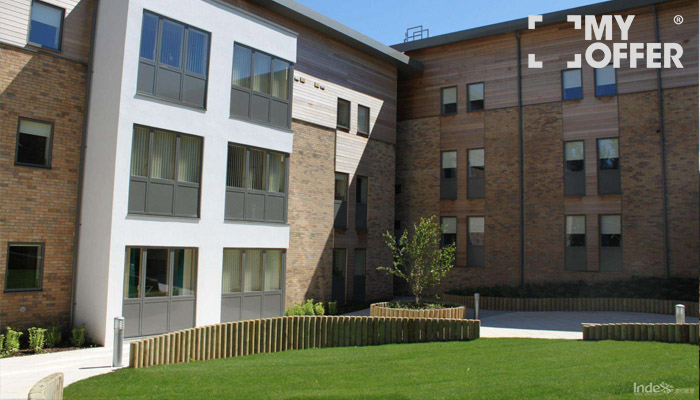 牛津布鲁克斯大学宿舍