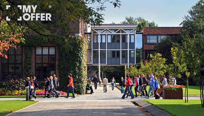 赫尔大学住宿
