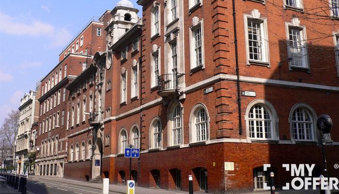 伦敦都市大学宿舍