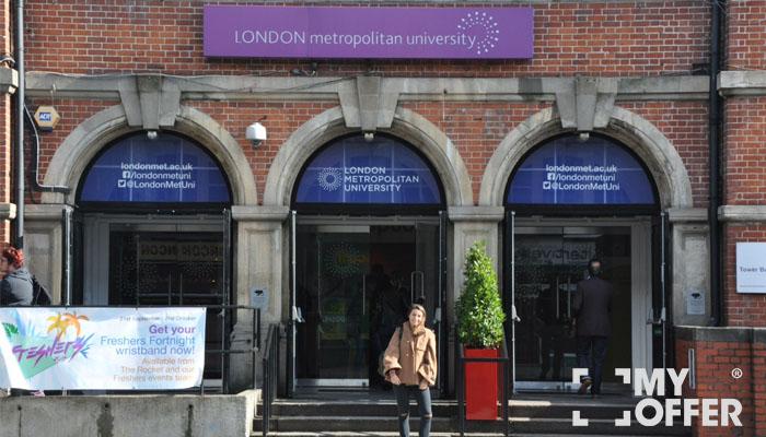 伦敦都市大学住宿