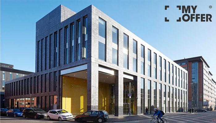 曼彻斯特城市大学宿舍