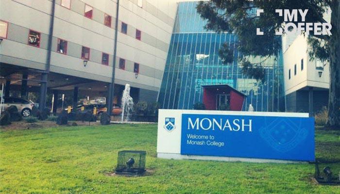 蒙纳士大学留