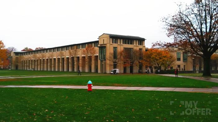 美国大学专业排名