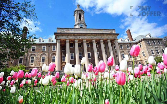 宾夕法尼亚州立大学帕克分校怎么样