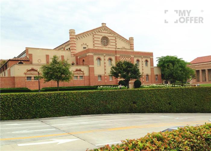 加州大学洛杉矶分校研究生申请条件
