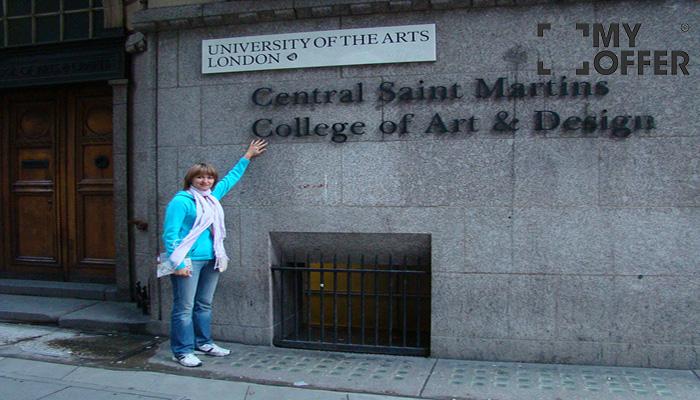 伦敦艺术大学专业