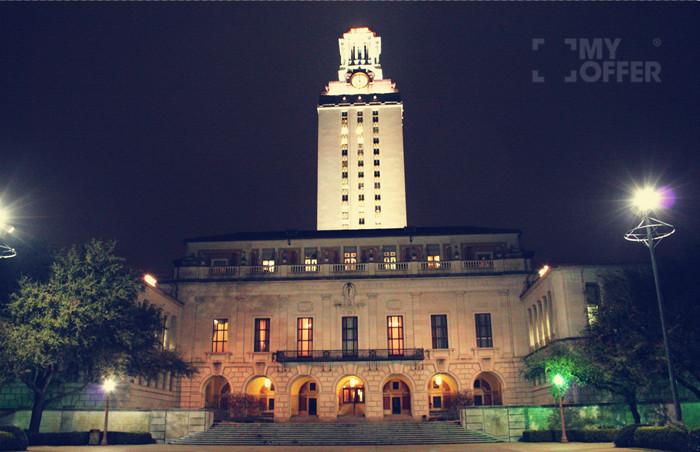德克萨斯大学奥斯汀分校录取条件