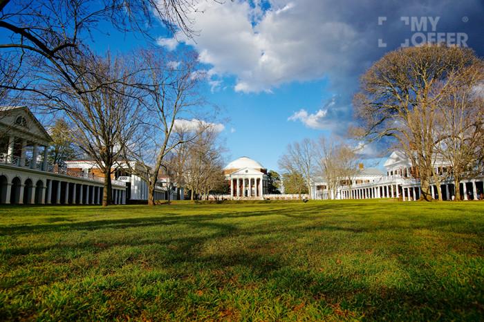 弗吉尼亚大学录取条件
