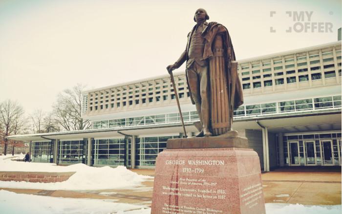 圣路易斯华盛顿大学录取条件