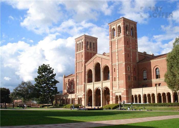 加州大学洛杉矶分校排名