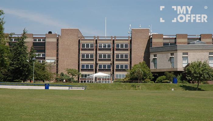 肯特大学排名
