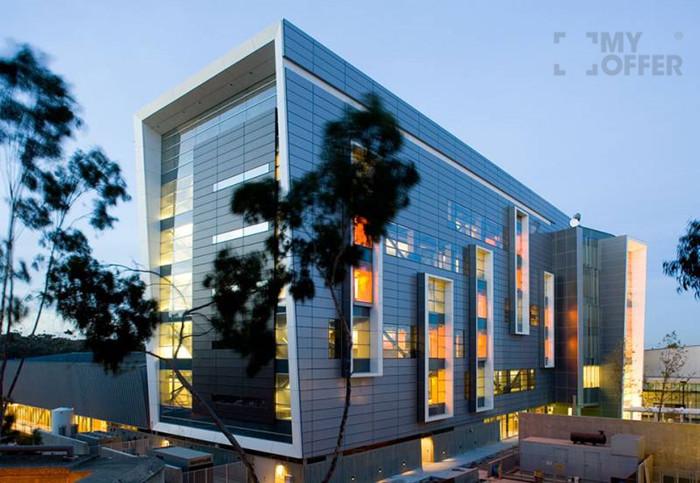 加利福尼亚大学圣地亚哥分校世界排名