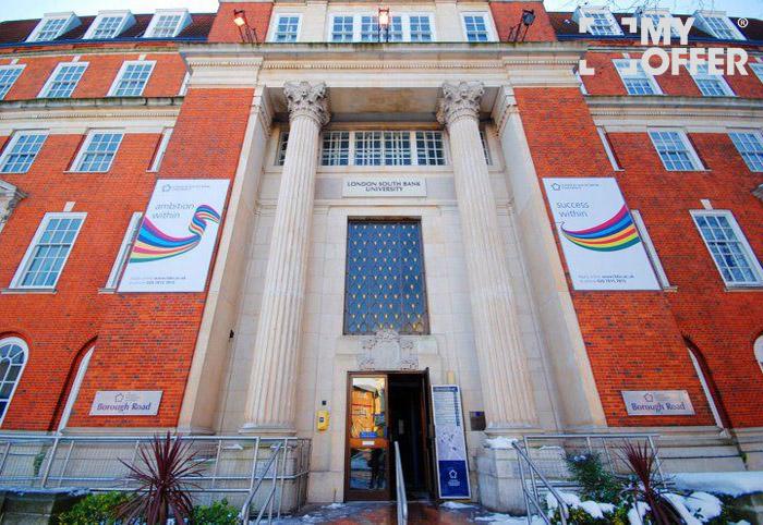 伦敦南岸大学申请条件