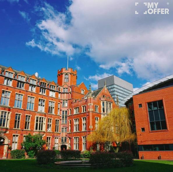 谢菲尔德大学主要教学楼