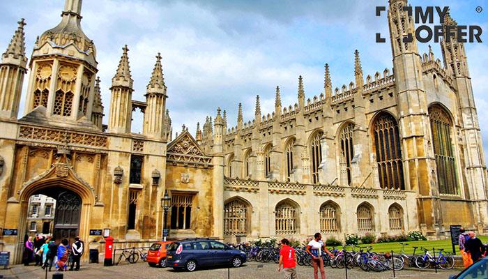 英国留学大学