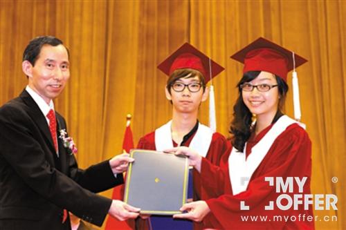 英国政府设立的海外学生奖学金