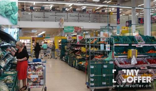 英国留学生活不得不知道的小贴士十:超市