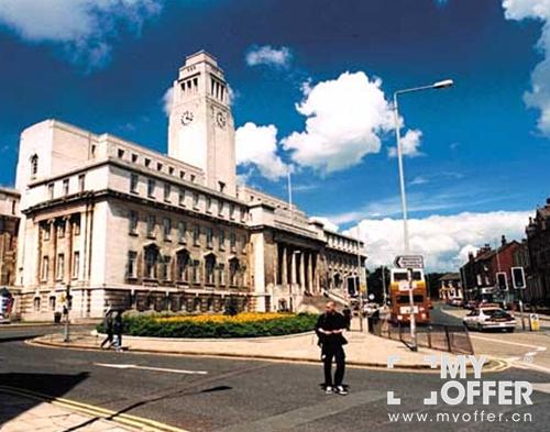 英国留学艺术专业院校五:利兹大学