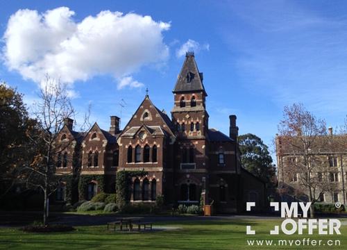 澳洲留学八大名校:墨尔本大学