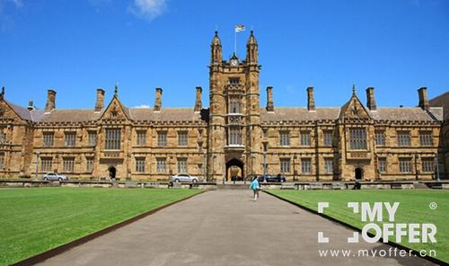 澳洲留学八大名校:悉尼大学