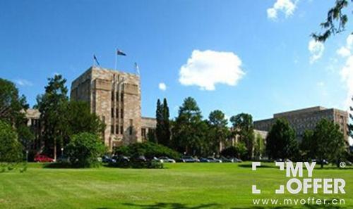 澳洲留学八大名校:昆士兰大学