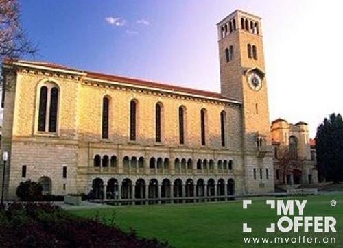 澳洲留学八大名校:西澳大学