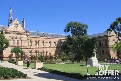 澳洲留学八大名校:阿德雷德大学