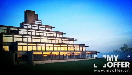 英国大学:东英格利亚大学