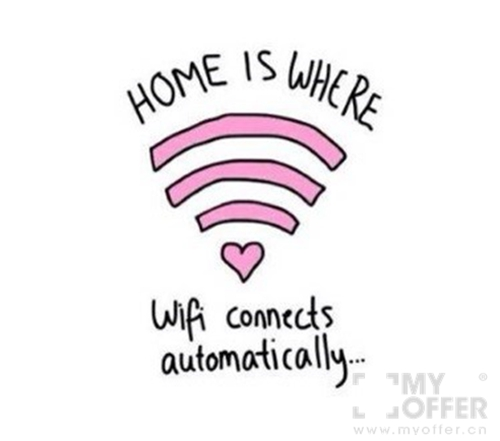 Wifi最佳大学奖 Best University Wifi Award