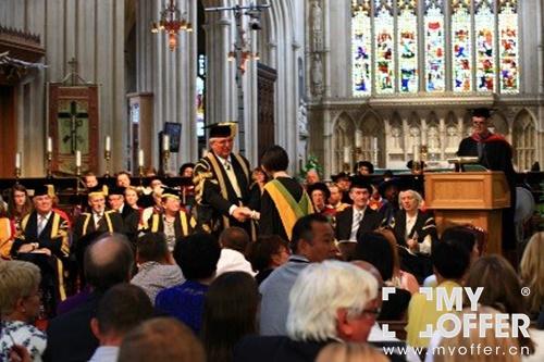 就业最佳大学奖 Best University Careers Service Award