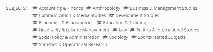 2017澳洲大学排名