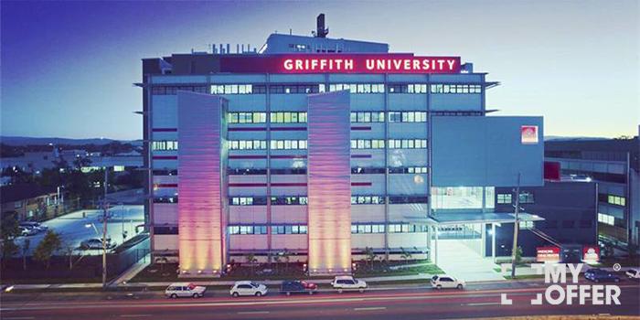 格里菲斯大学生活费