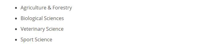 2017times澳洲大学排名