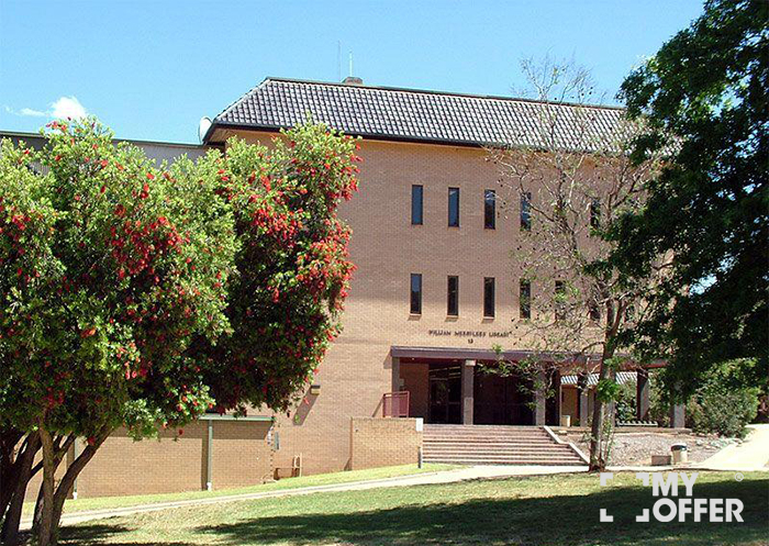 查尔斯特大学宿舍