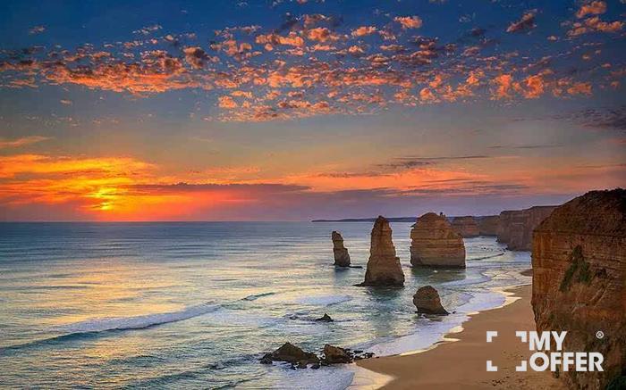 申请去澳洲留学