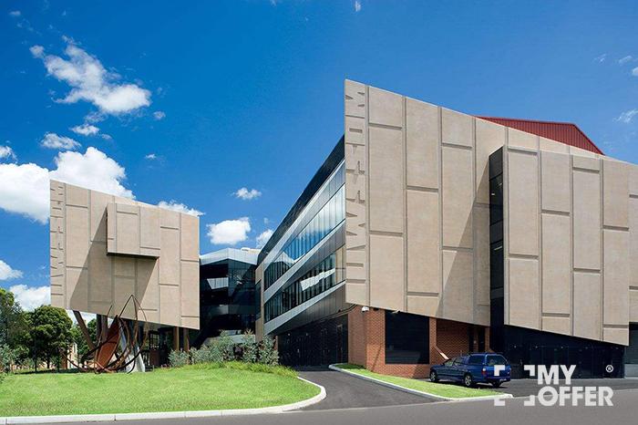 西悉尼大学宿舍