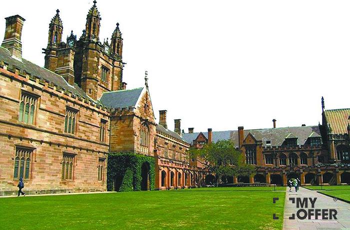 澳洲大学排名2017